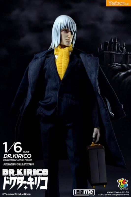 Black Jack: Dr.Kirico 1/6 dalla ZC World - Immagini Ufficiali