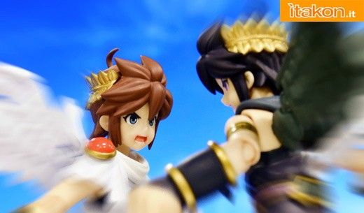 Figma - Kid Icarus - Black Pit
