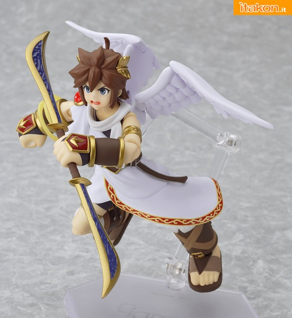 Link a Figma – Kid Icarus – Pit & Dark Pit