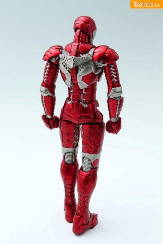 Active Figure Collection - Iron Man Mark V 1/9 da Art Spirits - In Preordine