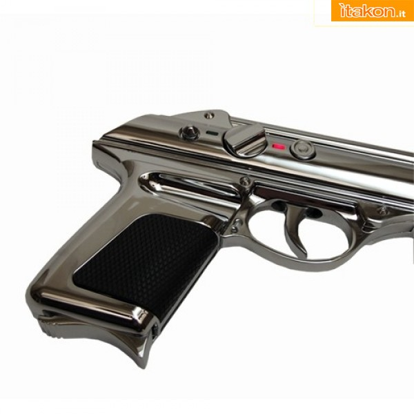 Factory Entertainment: Standard Issue Agent Sidearm (J2) Prop Replica - In Preordine