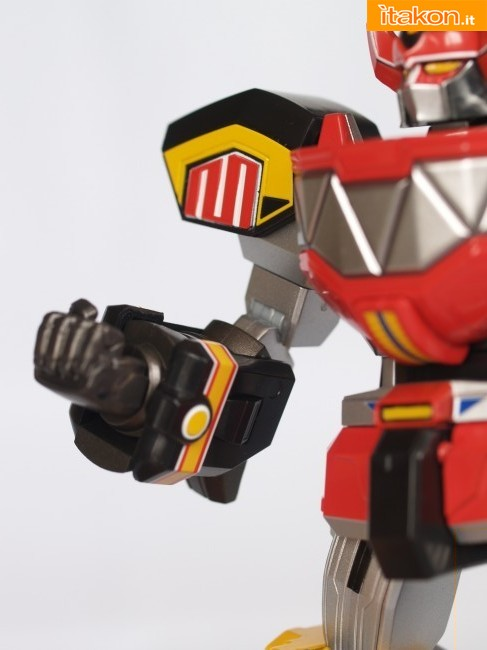 megazord daizyujin Bandai src super robot chogokin power rangers mighty morphin'