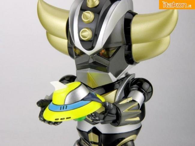 MB Gokin: SD Goldrake Ufo robot Grendizer Black Limited - Immagini Ufficiali