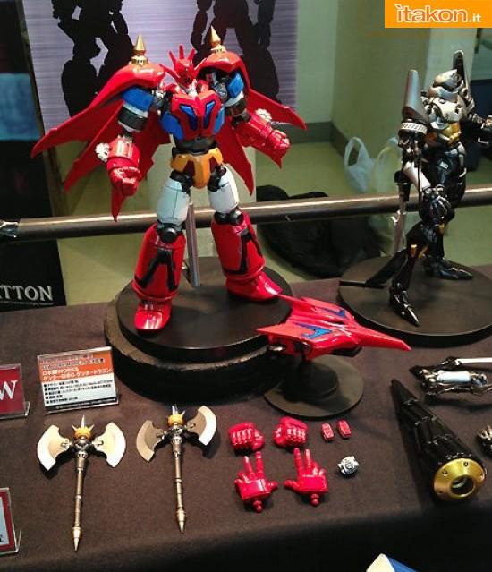 Super Festival 61: Ex Gokin Getter Dragon Fewture - Nuove immagini