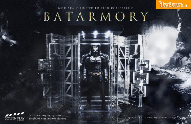 Screen Play: BatArmory 1/6 scale Limited Edition