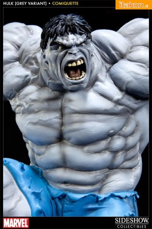 Sideshow: Grey Hulk variant Comiquette - Immagini Ufficiali e Info Preordini