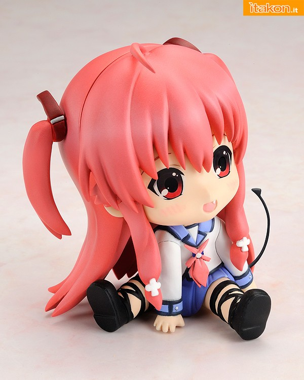 Angel Beats - Petanko - Yui