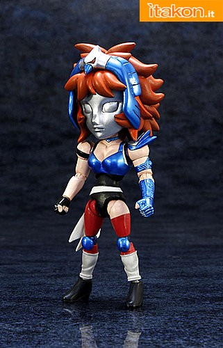 Eagle Marin - Saint Seiya - ES Alloy