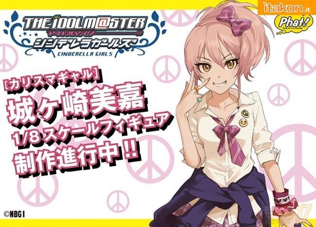 Phat - iDOLM@STER Cinderella Girls - Jougasaki Mika