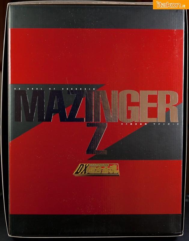 Bandai Mazinger Z - DX Soul Of Chogokin