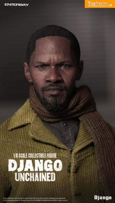 Enterbay: Cancellate le action dolls 1/6 di Django Unchained