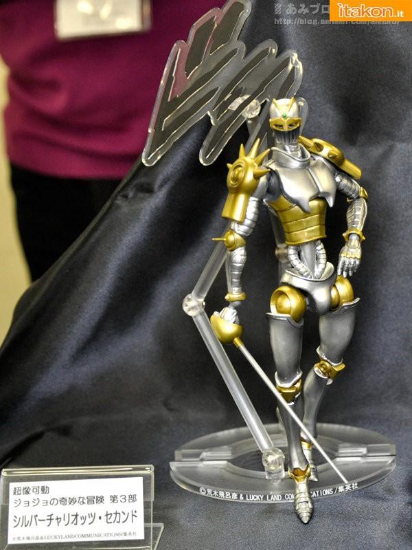 Jojo no Kimyou na Bouken: Silver Chariot Prezzo: 3990 Yen/ Marzo 2013