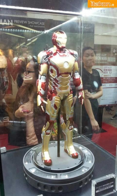 Super Alloy Iron Man Martk XLII 1/4