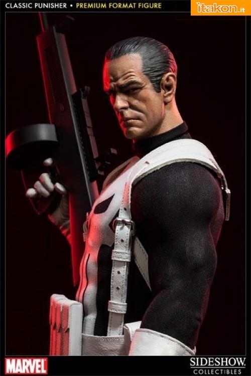 Sideshow: Punisher Classic Premium Format - Anteprima