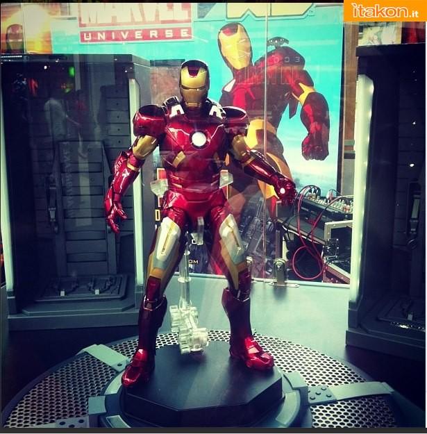 Super Alloy The Avengers Iron Man Mark VII 1/6\