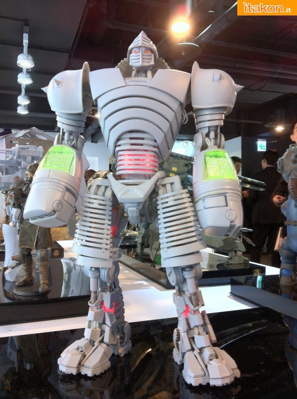 ThreeA Toys: REAL STEEL Noisy Boy 1/6 - Anteprima
