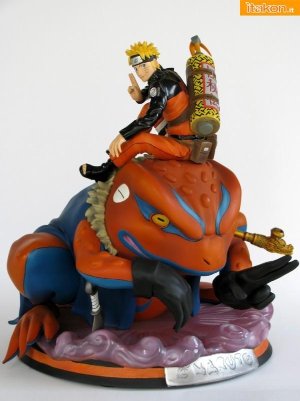 005 Naruto Summon Of Gamakichi - Naruto Shippuden - Tsume recensione - itakon.it