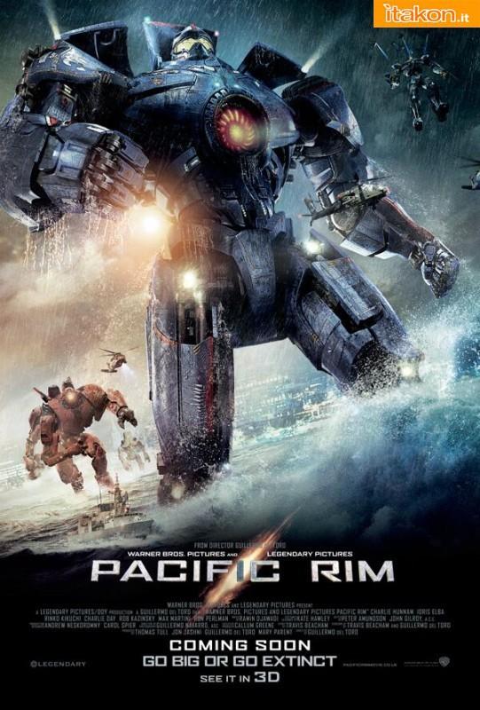 """Pacific Rim: Gipsy Danger action figure 18"""" inch di Neca - Anteprima"""