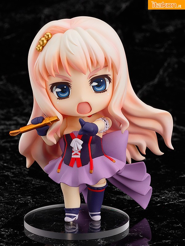 Link a sheryl nome – macross frontier – good smile company – nendoroid 4