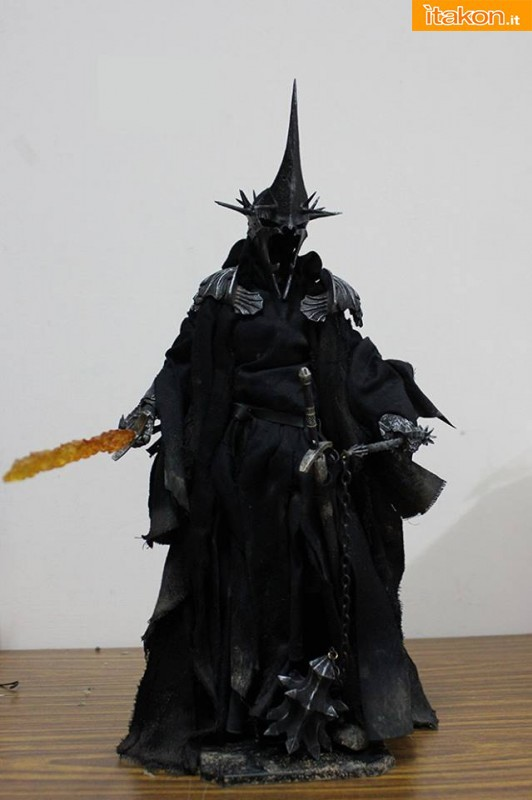 Asmus Toys: Le prime foto live dell'action doll Morgul Lord 1/6