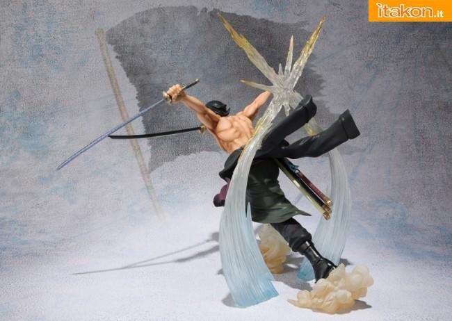 Link a zoro roronoa – one piece – figuarts zero – bandai – rengoku oni giri 5