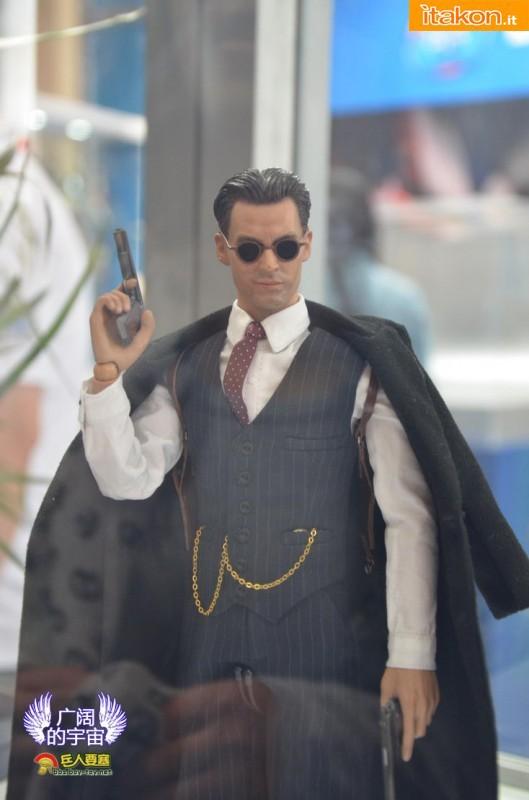 Public Enemies: Johnny Depp 1/6 scale di DID Corporation - Anteprima