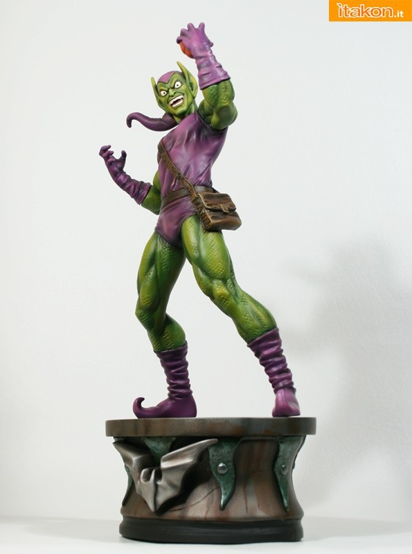 Bowen Designs: Astonishing Wolverine e Green Goblin Museum statue - In Preordine