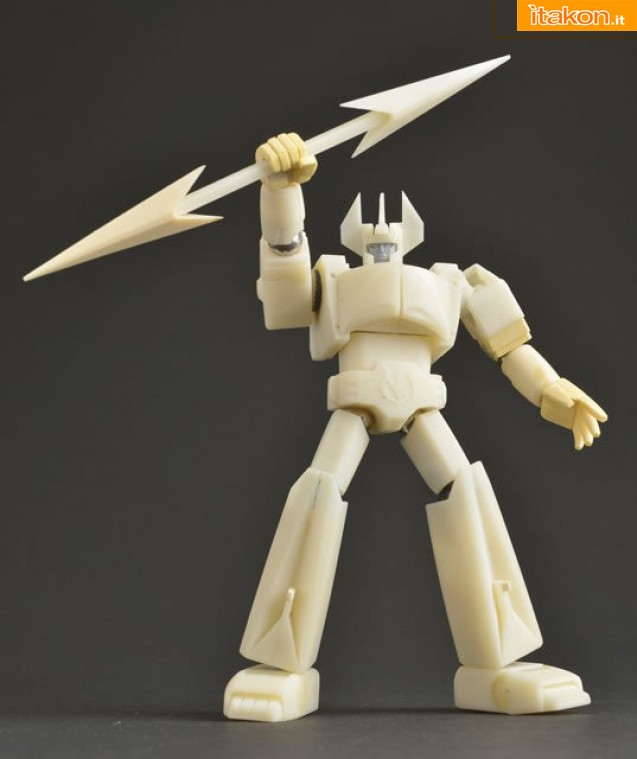 Dynamite Action Danguard Ace di Evolution Toy - Anteprima