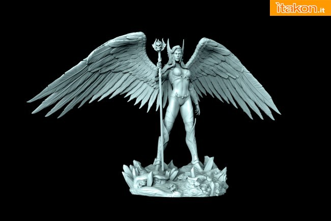 Link a ARH Studios: Angel of Darkness 1/4 statue