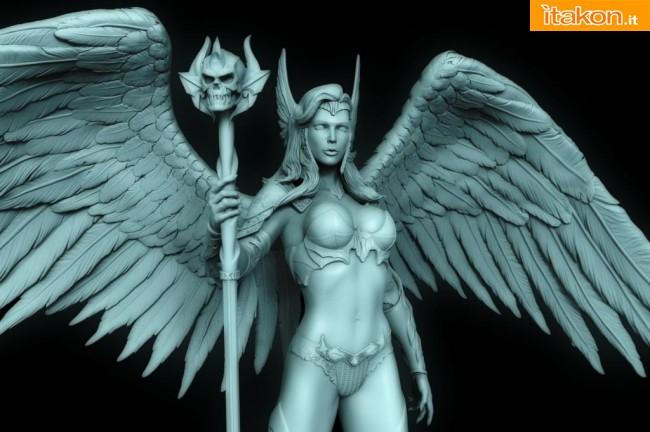 ARH Studios: Angel of Darkness 1/4 statue