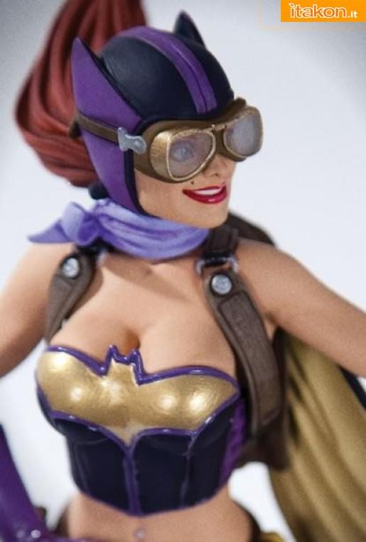 DC Comics: Batgirl Bombshell statue di DC Collectibles - Immagini Ufficiali