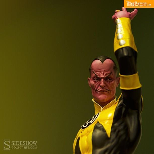 Sinestro Sideshow