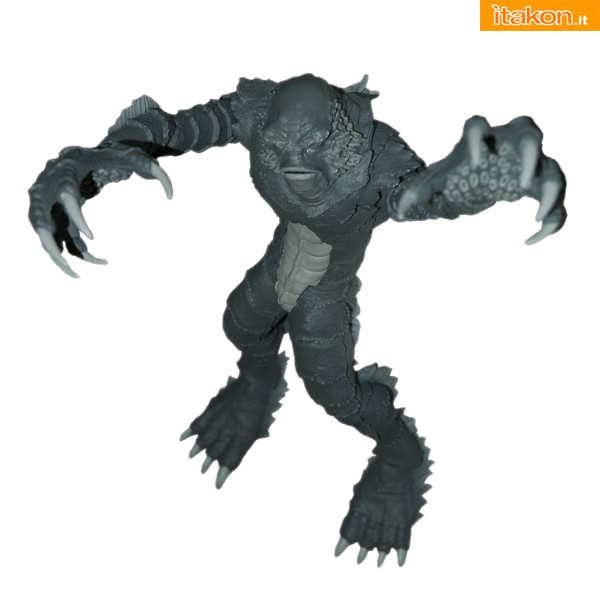 The Creature From the Black Lagoon: Gillman Black & White Variant di Mezco - In preordine