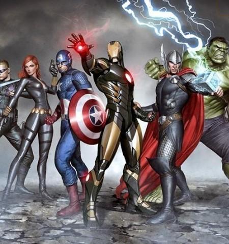 Kotobukiya: Nuova linea The Avengers ARTFX+ 1/10 statue - Nuovi sviluppi