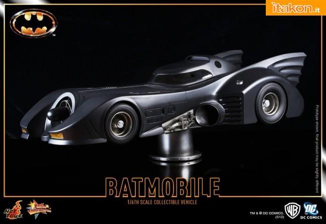 Link a Hot Toys: Batman: 1/6th scale Batmobile � Immagini Ufficiali
