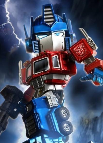 Transformers: Deformed Action Figure Optimus Prime di Kids Logic - Immagini Ufficiali