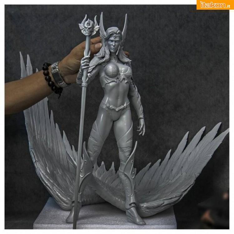 ARH Studios: Angel of Darkness 1/4 statue - Nuovo Aggiornamento