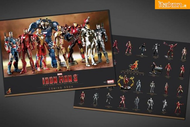 Ani-Com & Games Hong Kong 2013: Nuove licenze Marvel annunciate da Hot Toys