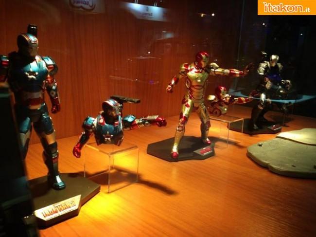 "Iron Man 3 1/10 Scale"""