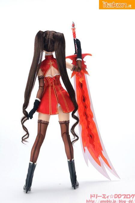 Link a sakuya dollfie 2