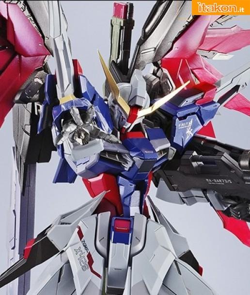 Metal Build 1/100 Destiny Gundam - Annunciato da Bandai