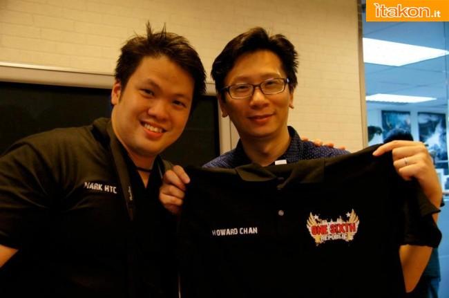 OSR intervista Howard Chan