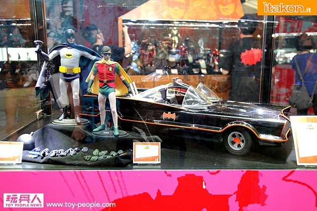Hot Toys Annual Exhibition 2013: Foto della mostra