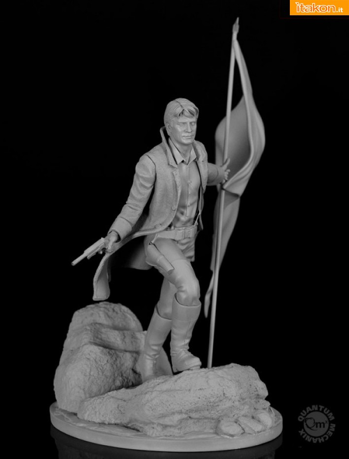 Link a Malcolm Reynolds 16 statue di Quantum Mechanix (2)