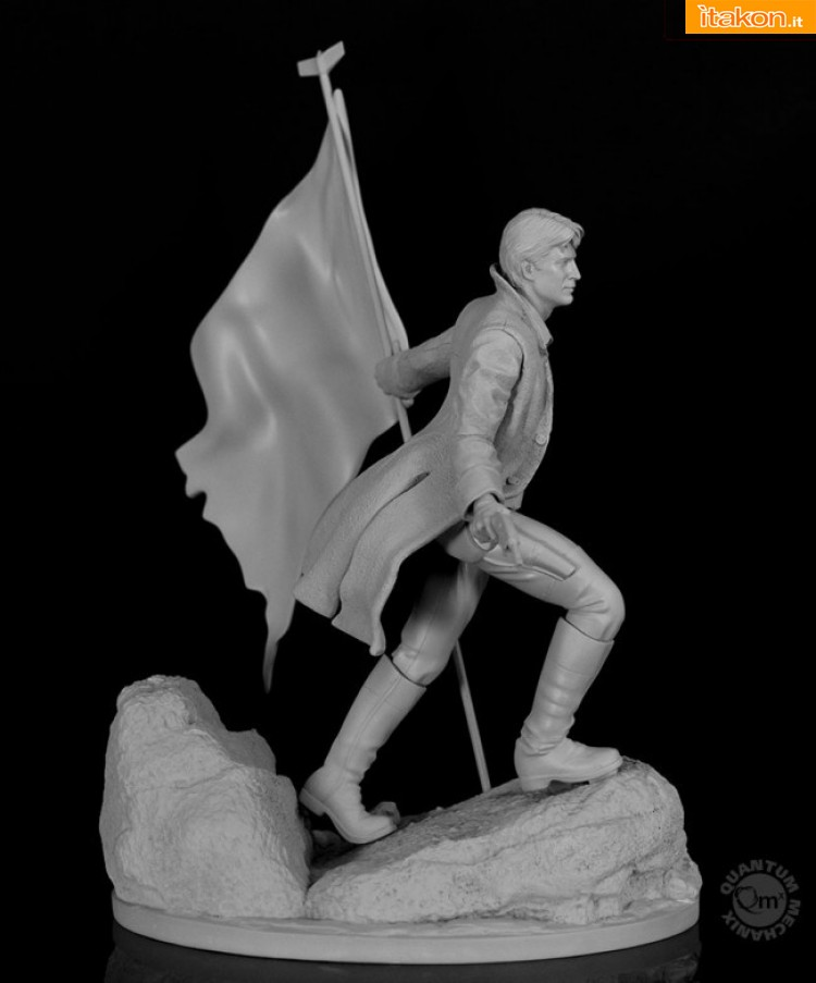 Link a Malcolm Reynolds 16 statue di Quantum Mechanix (3)