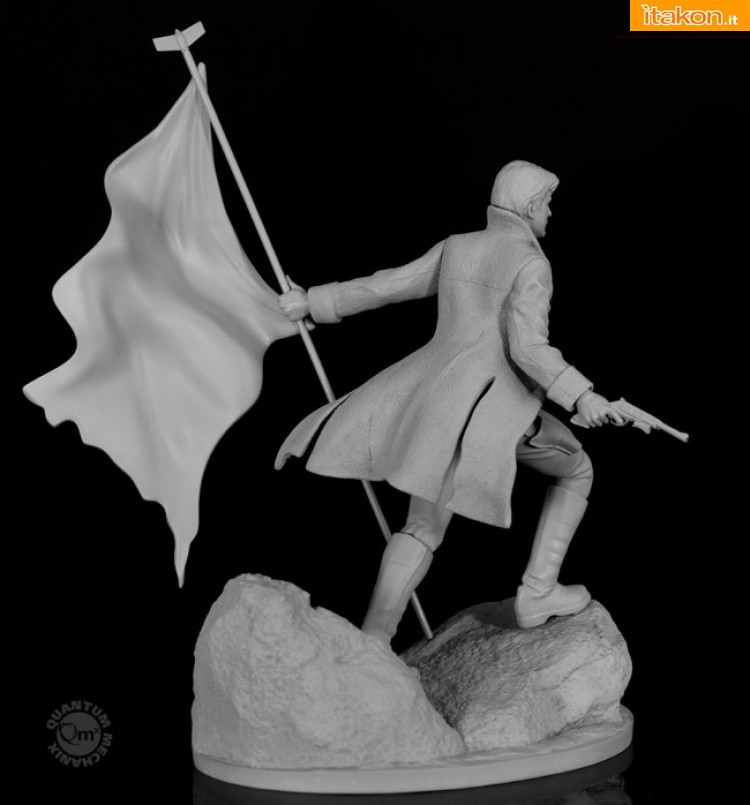 Link a Malcolm Reynolds 16 statue di Quantum Mechanix (4)
