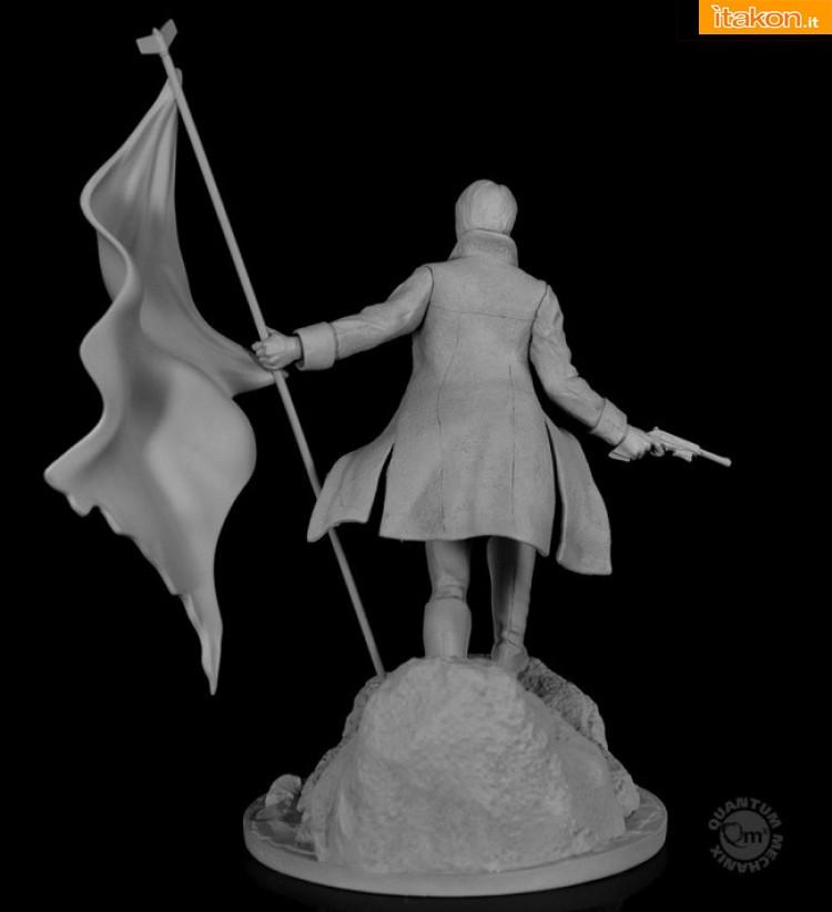 Link a Malcolm Reynolds 16 statue di Quantum Mechanix (5)