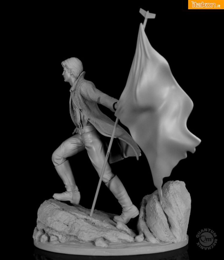 Link a Malcolm Reynolds 16 statue di Quantum Mechanix (6)