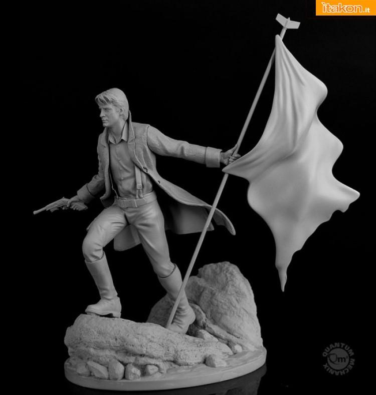 Link a Malcolm Reynolds 16 statue di Quantum Mechanix (7)