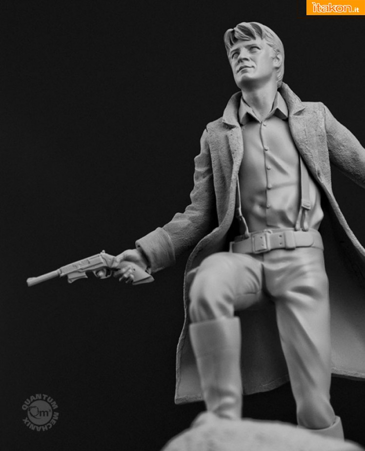 Link a Malcolm Reynolds 16 statue di Quantum Mechanix (8)